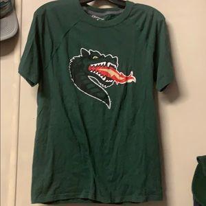 2 Uab Blazers Athletics Shirts.